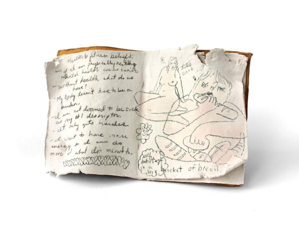 Kate Klingbeil, Sketchbook, 2018