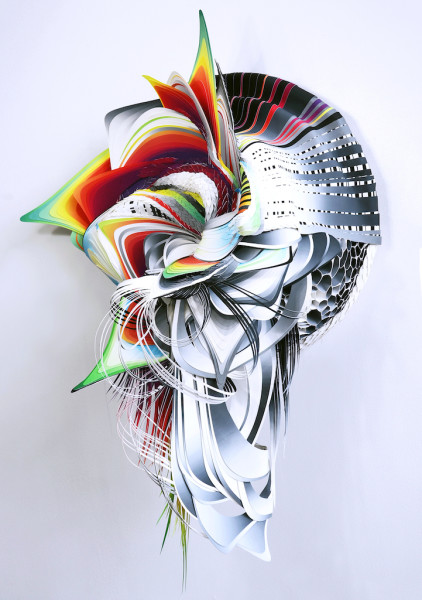 Crystal Wagner, Fluo, 2018
