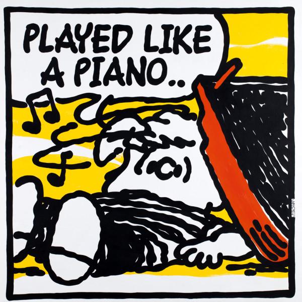 Mark Drew, PIANO (King Tee), 2018