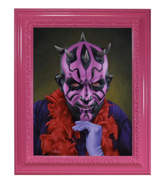 Scott Scheidly, Darth Maul, 2018