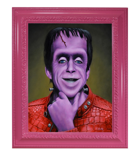 Scott Scheidly, Herman Munster, 2018