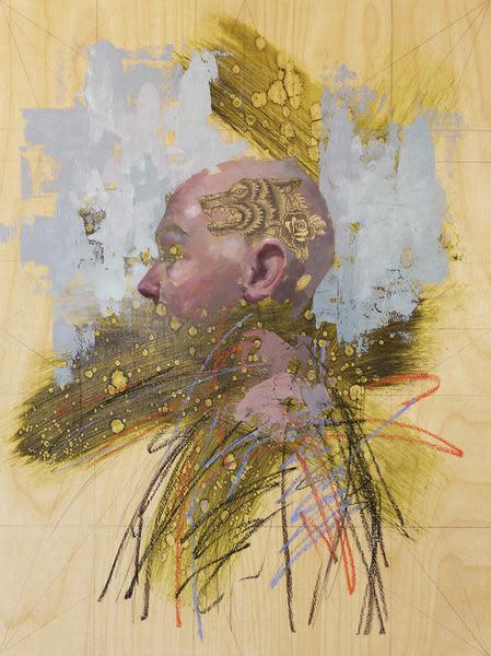 John Wentz, Imprint No. 75, 2015