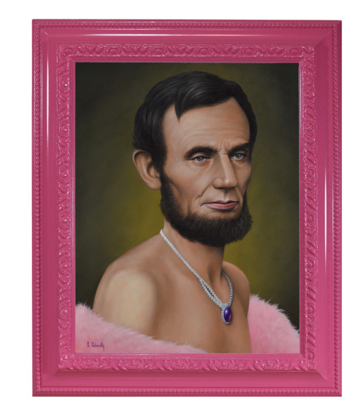 Scott Scheidly, Abe Lincoln, 2018