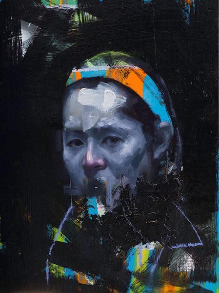 John Wentz, Untitled No. 3, 2017