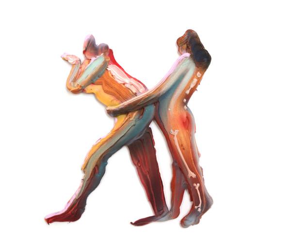 Kate Klingbeil, Paint Person 40, 2018
