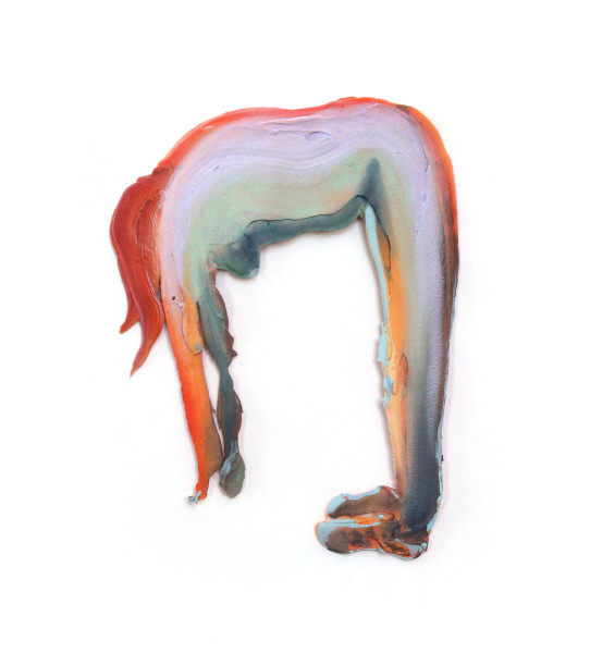 Kate Klingbeil, Paint Person 32, 2018