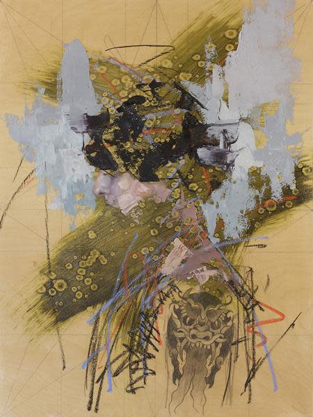 John Wentz, Imprint No. 80, 2015