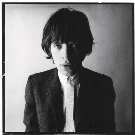 David Bailey, Young Mick, 1964