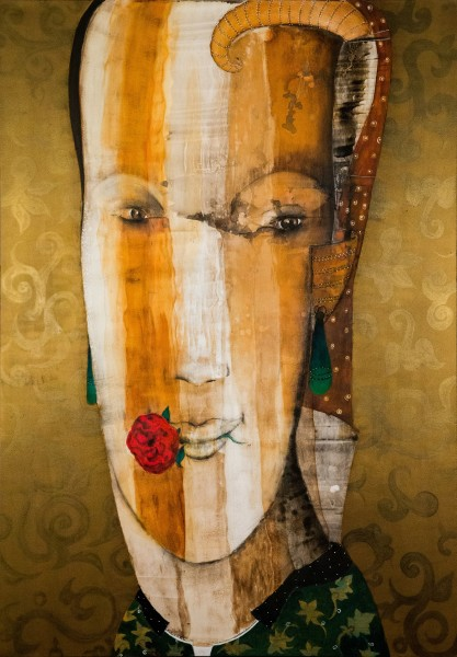 Adel El Siwi, Woman in Love, 2017