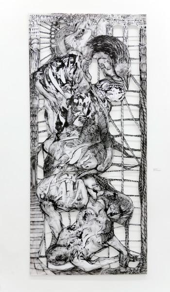 Kevork Mourad, Inner Demons No. 2, 2019