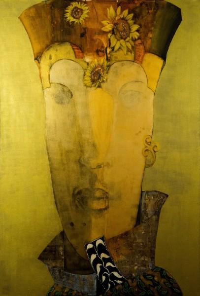 Adel El Siwi, Sun flower Prince, 2017