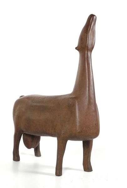 Adam Henein, Goat, 1965