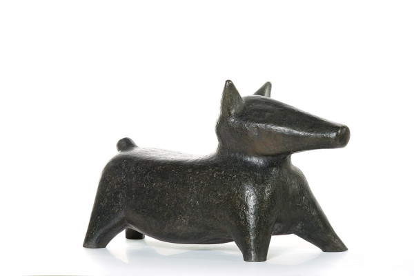 Adam Henein, Dog, 1970