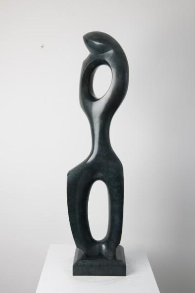 Alfred Basbous, Standing Figure, 1985