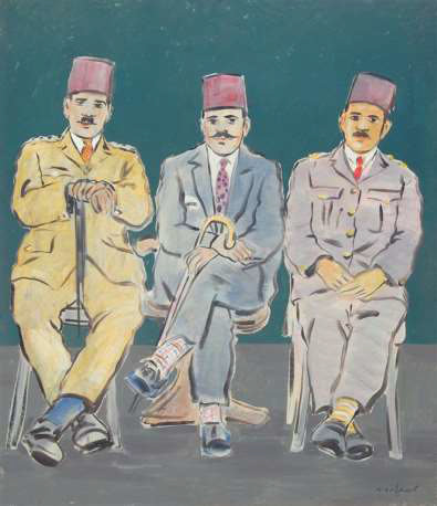 Mohamed Abla, The Gentleman , 2005