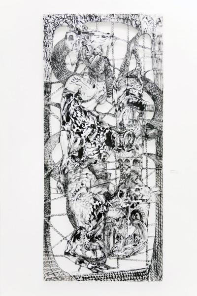 Kevork Mourad, Inner Demons No. 1, 2019