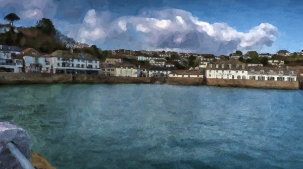 Hugh West, St Mawes