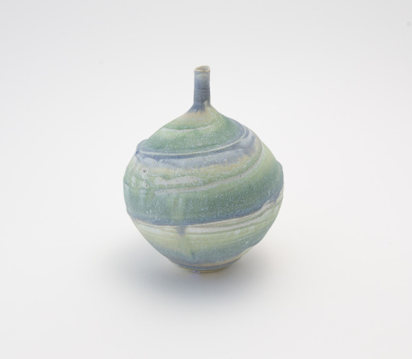 Hugh West, Swirl Bottle Vase