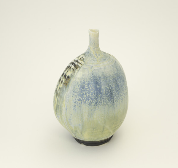 Hugh West, Oval Bottle Vase