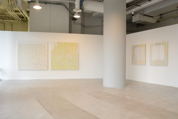 Viviana Valla: Sight Unseen, ABC-ARTE, installation view