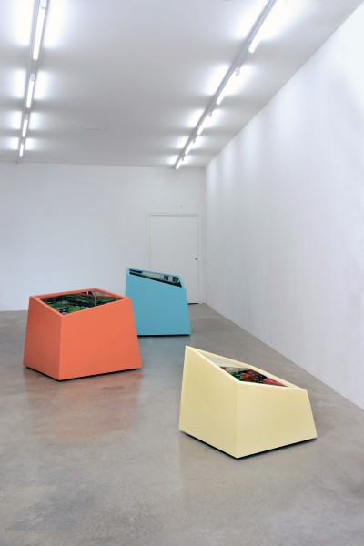 Matteo Negri: Multiplicity – ABC-ARTE Contemporary art Gallery – 2015