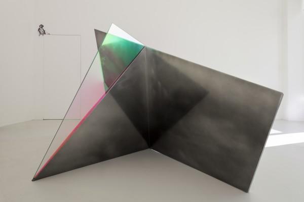 Matteo Negri | Piano Piano ABC-ARTE Genova, installation view