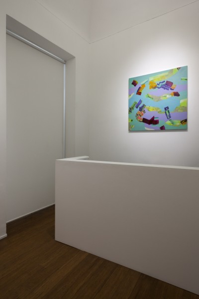 Clinamen - installation shot