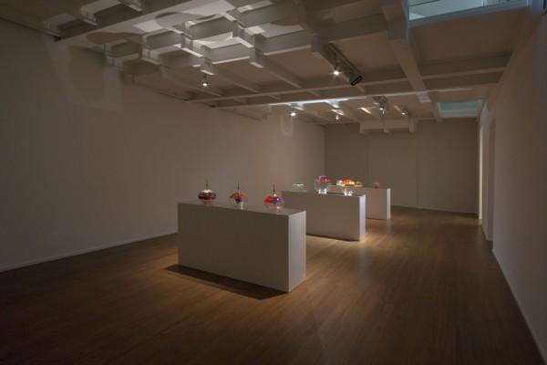 Clinamen - installation shot