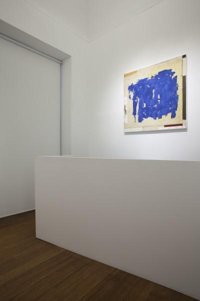 Luca Serra, Añil, ABC-ARTE, 2018