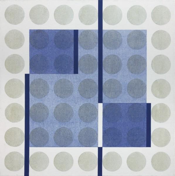 Carlo Nangeroni, Elementi in movimento, 1972