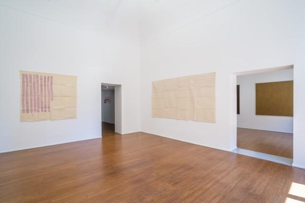 Giorgio Griffa, Tomas Rajlich e Jerry Zeniuk | Absolute Painting