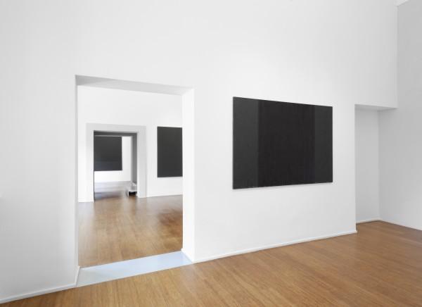 10 Tomas Rajlch Black Paintings 1976 79 Installation View 8327