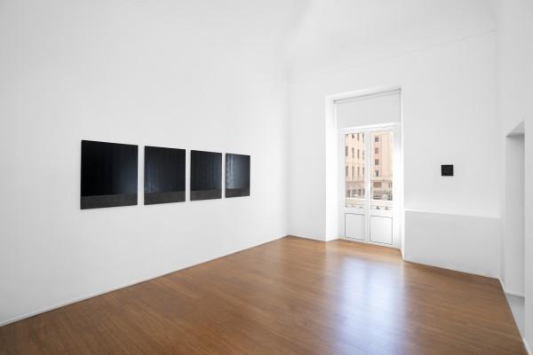 13 Tomas Rajlch Black Paintings 1976 79 Installation View