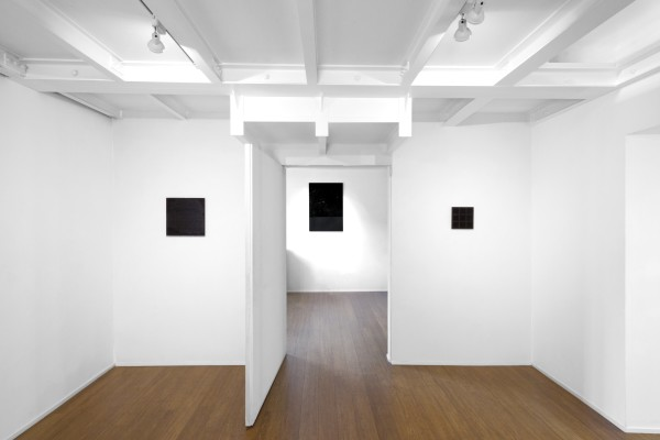 17 Tomas Rajlch Black Paintings 1976 79 Installation View 8363