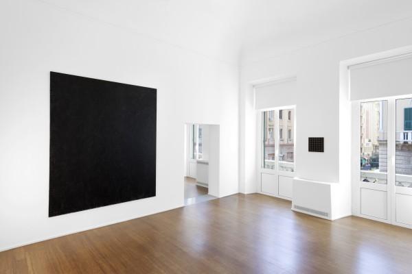 6 Tomas Rajlch Black Paintings 1976 79 Installation View 8360
