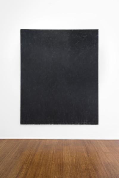 7 Tomas Rajlch Black Paintings 1976 79 Installation View