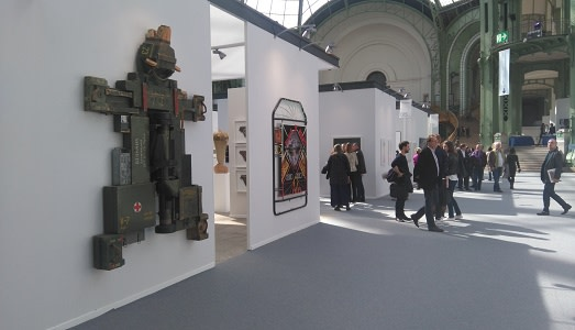 ABC-ARTE at Art Paris 2017