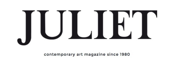 Juliet Art Magazine Logo