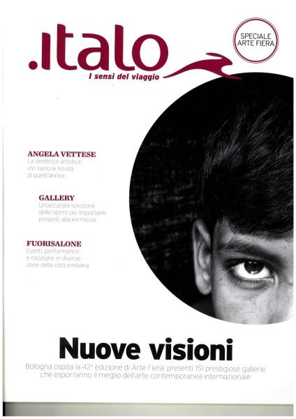 Italo. I sensi del Viaggio. SpecialeArteFiera Bologna 2018
