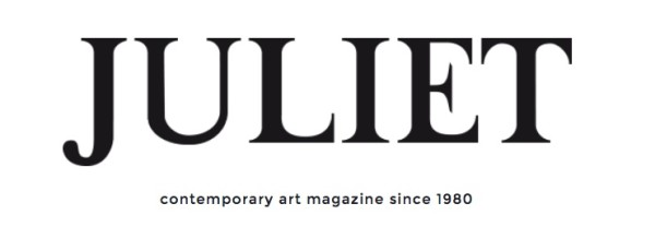 Juliet Contemporary Art Magazine