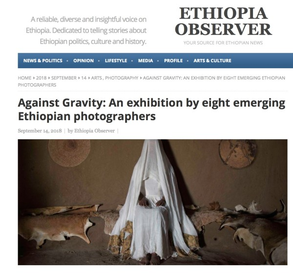 Against Gravity: An exhibition by eight emerging Ethiopian photographers | Main Image