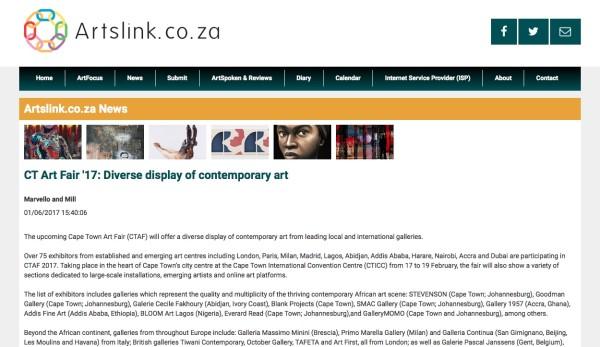 CT Art Fair '17: Diverse display of contemporary art
