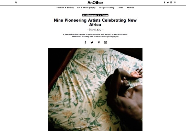 Nine Pioneering Artists Celebrating New Africa