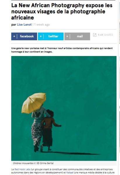 La New African Photography expose les nouveaux visages de la photographie africaine