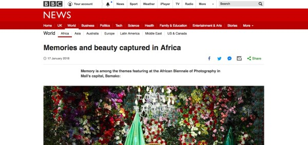 Memories and Beauty captured in Africa
