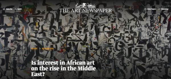 Africa's star is on the rise in the Middle East