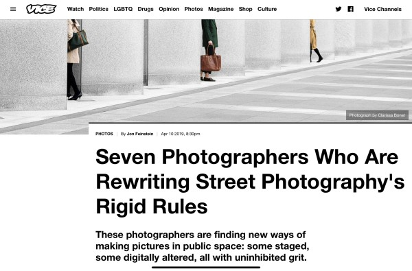Seven Photographers Who Are Rewriting Street Photography's Rigid Rules