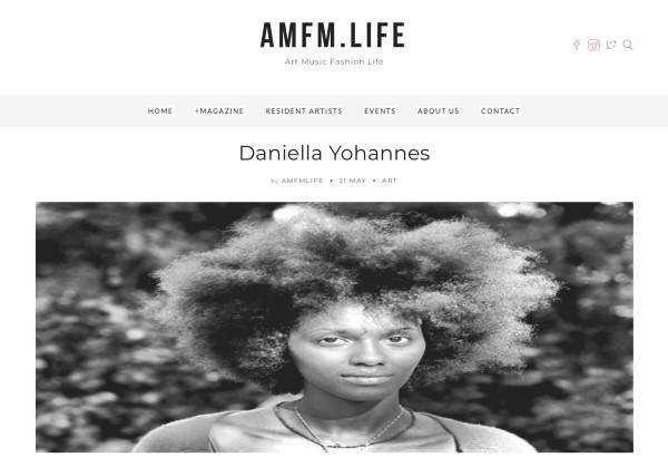 Daniela Yohannes