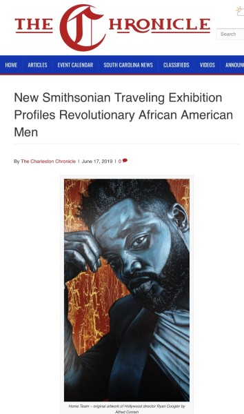 New Smithsonian Traveling Exhibition Profiles Revolutionary African American Men