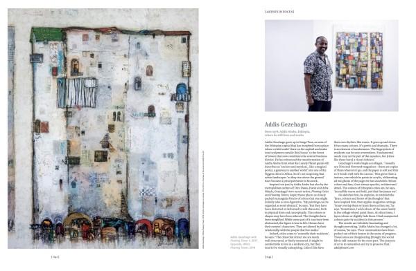 Artists in focus: Addis Gezehagn